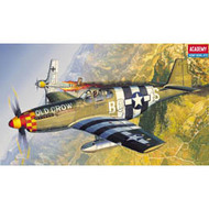Academy  1/72 P-51B Mustang Fighter ACY12464