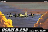 Academy  1/72 B-29A Old Battler USAAF Bomber ACY12517