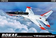 Academy  1/72 T-50 Advanced Trainer ROKAF Aircraft (Snap) ACY12519