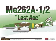 Academy  1/72 Me.262A1/2 Last Ace Fighter/Bomber (Special Edition) ACY12542