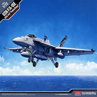 Academy  1/72 F/A-18E VFA143 Pukin Dogs USN Fighter ACY12547