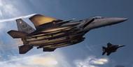 Academy  1/72 F-15E 333rd FS USAF Fighter ACY12550
