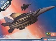 Academy  1/72 F-15K Slam Eagle ROK Air Force Multi-Role Fighter ACY12554