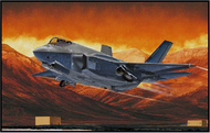 Academy  1/72 F-35A Seven Nation AF Lightning II Aircraft ACY12561