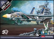 Academy  1/72 F-14A VF143 Pukin Dogs USN Fighter ACY12563