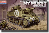 Academy  1/35 M7 Priest US Howitzer Motor Carriage ACY13210