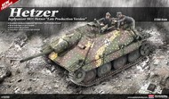 Academy  1/35 Jagdpanzer 38(t) Hetzer Late Tank ACY13230