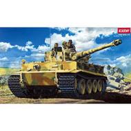 Academy  1/35 WWII Tiger I Tank w/Interior ACY13239