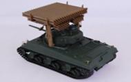 Academy  1/35 M4A3 Sherman Tank w/Calliope T34 Multiple Rocket Launcher ACY13294