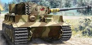 Academy  1/35 Tiger I Late Version Tank ACY13314