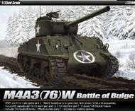 Academy  1/35 M4A3(76)W US Main Battle Tank Battle of Bulge ACY13500
