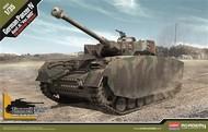 Academy  1/35 WWII German Panzer IV Ausf H Version Medium Tank ACY13516