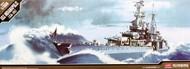Academy  1/350 USS Indianapolis CA35 Heavy Cruiser ACY14107