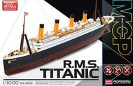 Academy  1/1000 RMS Titanic Ocean Liner (Snap) ACY14217