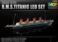 Academy  1/700 R.M.S. TITANIC + LED SET ACY14220