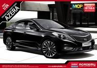 Academy  1/24 Hyundai Azera Sporty Sedan Car (Molded in Black) (Snap) ACY15121