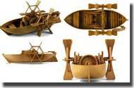Leonardo da Vinci Paddleboat #ACY18130