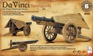 """Academy  Snap DaVinci Spingarde Field Artillery Gun (Approx 12"""" L) (Snap) ACY18142"""