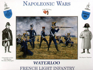 A Call to Arms Figures  1/32 French Light Infantry Waterloo AAF3228