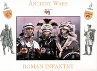 A Call to Arms Figures  1/32 Ancient Wars: Roman Infantry (16) AAF3229