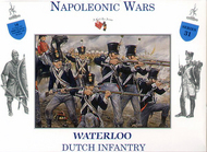 A Call to Arms Figures  1/32 Napoleonic Wars: Waterloo Dutch Infantry (16) AAF3231