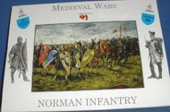 A Call to Arms Figures  1/32 Medieval Wars: Norman Infantry (16) AAF36