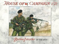 A Call to Arms Figures  1/72 British Infantry of the 1970s (32) AAF67