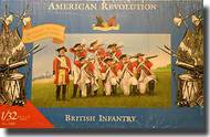 A Call to Arms Figures  1/32 Revolutionary War: British Infantry AAF3200