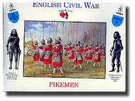 A Call to Arms Figures  1/32 Pikeman English Civil War AAF3202