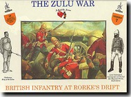 A Call to Arms Figures  1/32 British at Rorke's Drift AAF3207