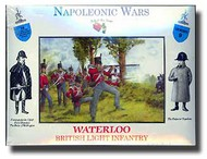A Call to Arms Figures  1/32 Waterloo British Light Infantry AAF3209