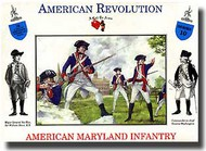 A Call to Arms Figures  1/32 American Maryland Infantry AAF3210