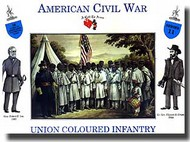 A Call to Arms Figures  1/32 54th Mass. Union Black Infantry AAF3211
