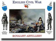 A Call to Arms Figures  1/32 Royalist Artillery AAF3214