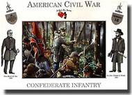 A Call to Arms Figures  1/32 Confederate Infantry AAF3216