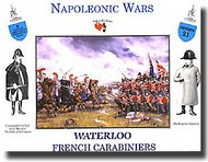 A Call to Arms Figures  1/32 French Carabiniers Waterloo w/ Horses AAF3221