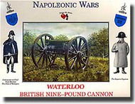 A Call to Arms Figures  1/32 Waterloo British 9-Pound Cannon AAF3223