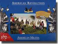 A Call to Arms Figures  1/72 American Militia AAF7201