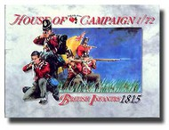 A Call to Arms Figures  1/72 British Light Infantry 1815 AAF7250