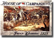 A Call to Arms Figures  1/72 French Carabiniers 1815 AAF7253
