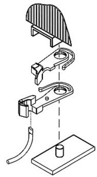 Accurail  HO AccuMate Magnetic Couplers (2pr) ACU1011