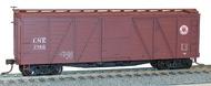 Accurail  HO 40' 6pan Ss Wd Box L&Ne 2#S ACU1225