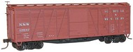 Accurail  HO Norfolk & Western 40' Single Sheathed Wood Boxcar ACU1228