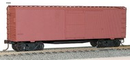 Accurail  HO Undecorated 36' Dbl Sheath Wood Boxcar w/Steel Ends ACU1300