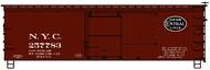 Accurail  HO 36'Dbl Sht Wood Boxcar Nyc ACU1301