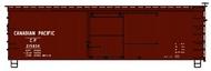 Accurail  HO 36' Dbl Sht Wood Boxcar Cp ACU1304