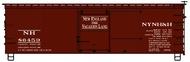 Accurail  HO 36' Dbl Sht Wood Boxcar Nh ACU1703