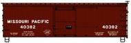 Accurail  HO 36' Dbl Sht Wood Boxcar Mp ACU1704