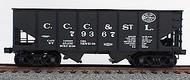 Accurail  HO CCC & St. Louis USRA 55-Ton Twin Hopper ACU2401