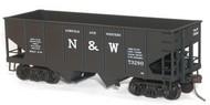 Accurail  HO Norfolk & Western USRA 55-Ton Twin Hopper ACU2420